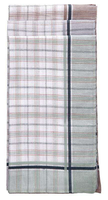 Pánský kapesník MOORE 3089-080-6-PC - bal 6 ks