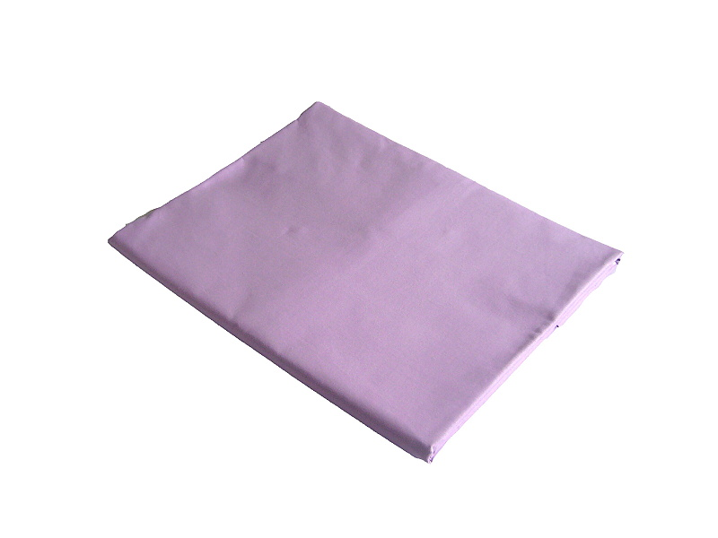 Bavlněná plachta fialová 140x240 cm