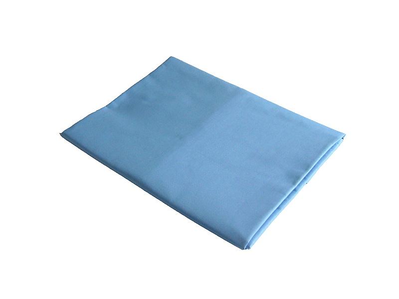 Bavlněná plachta modrá 140x240 cm