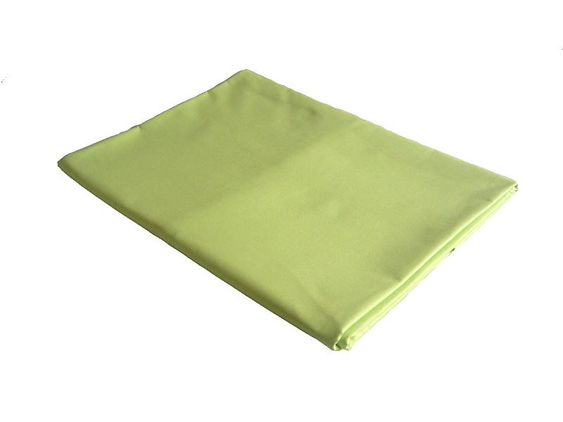Bavlněná plachta zelená 140x240 cm