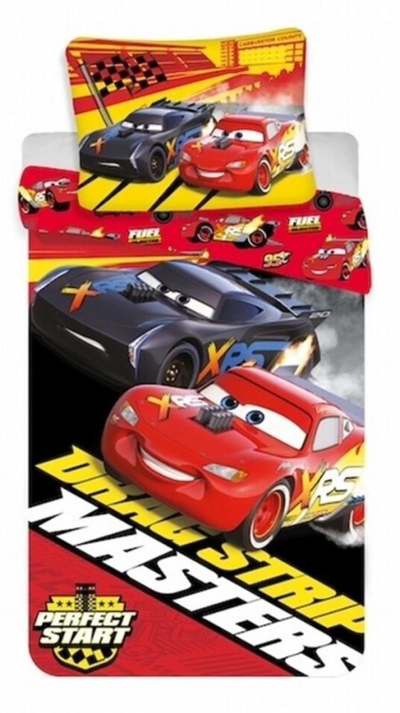 Povlečení Cars Masters 140x200, 70x90 cm