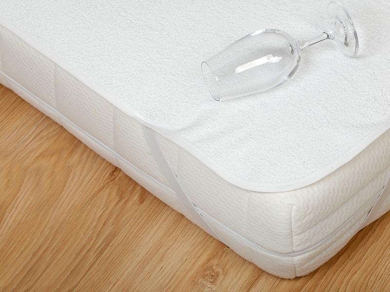 Matracový chránič s PVC - 100/180