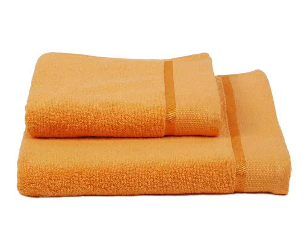 Ručník Color 50x100 cm oranžový