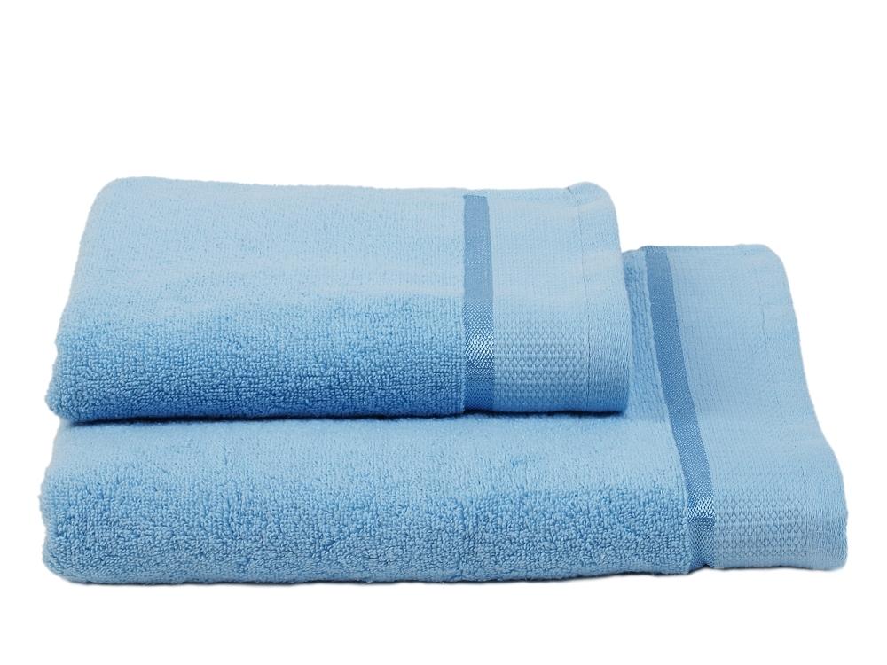 Ručník Color 50x100 cm světle modrý