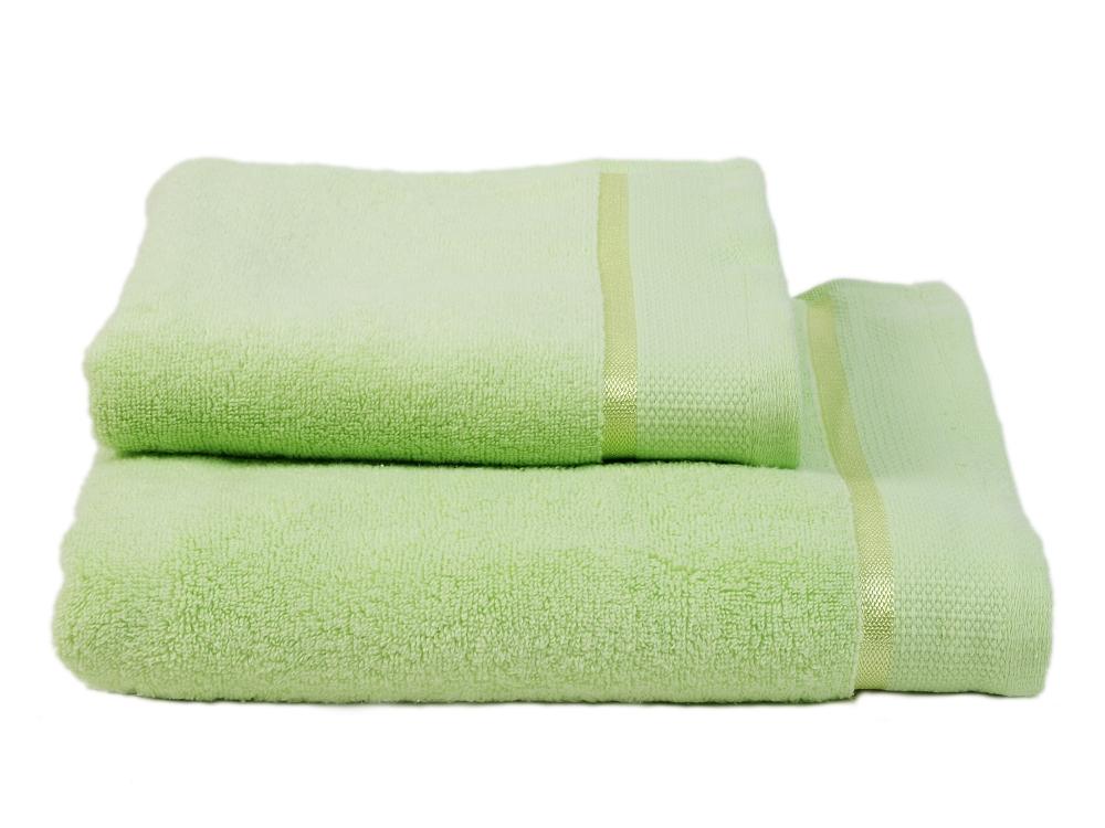 Osuška Color 70x140 cm světle zelená