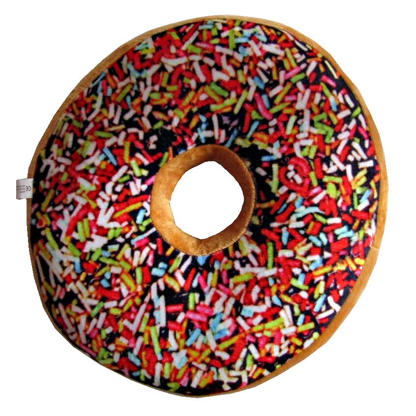 Polštářek 3D Donuts 3