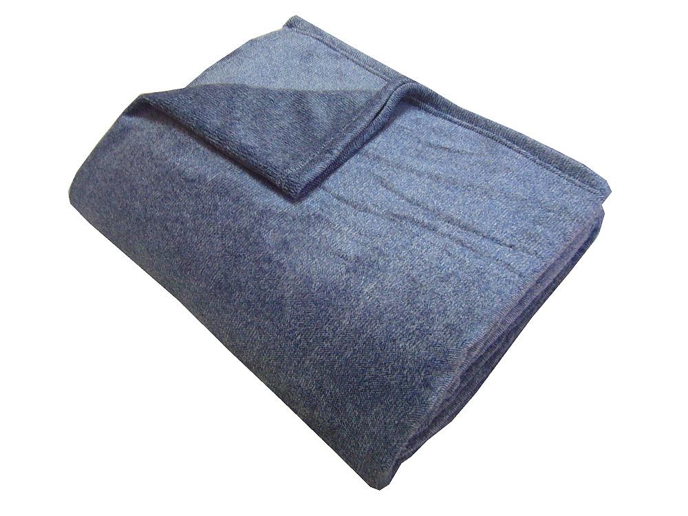 Dadka Fine soft deka Dadka 150x200 cm modrý melír