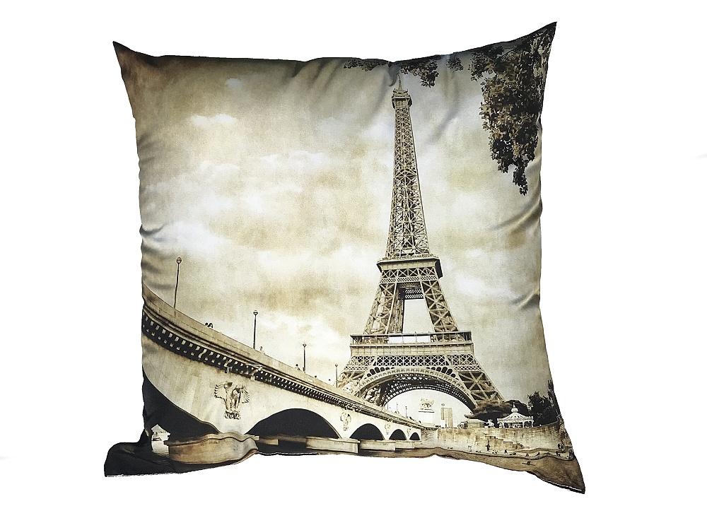 Fotopolštářek Eiffelovka 40x40 cm