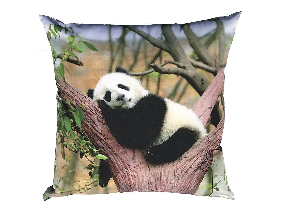 Fotopolštářek Panda 40x40 cm