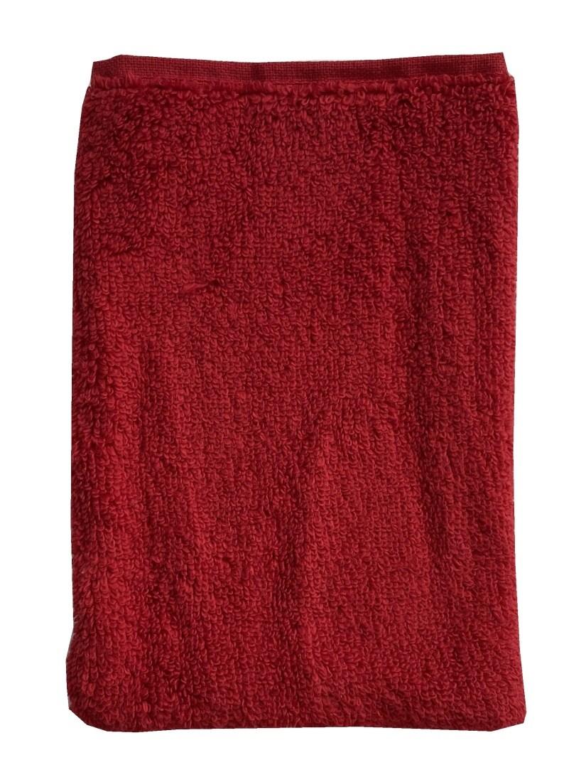 Žínka Star II 15x25 cm červená