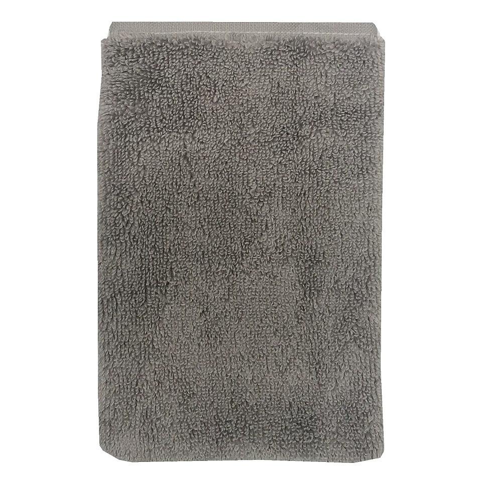 Žínka Star II 15x25 cm šedá