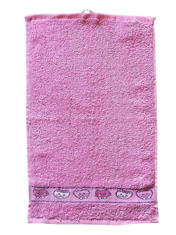Dětský ručník Kids 30x50 cm pink