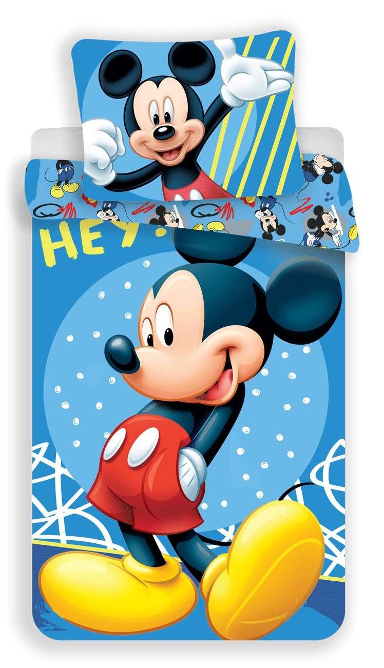 Povlečení Mickey 043 hey 140x200, 70x90 cm