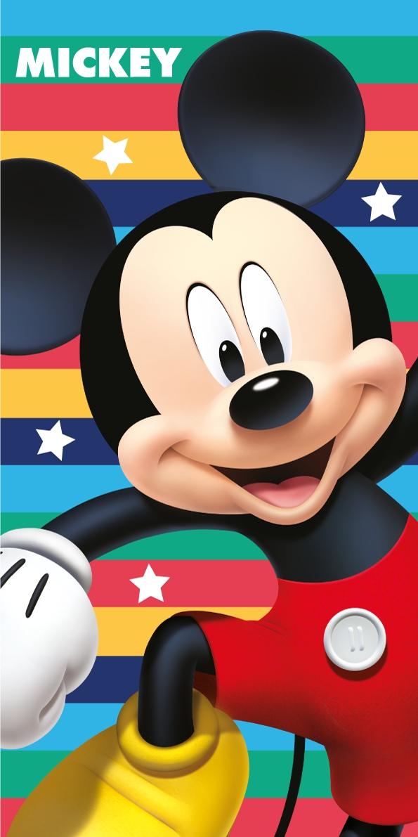 Osuška Mickey cool 70x140 cm