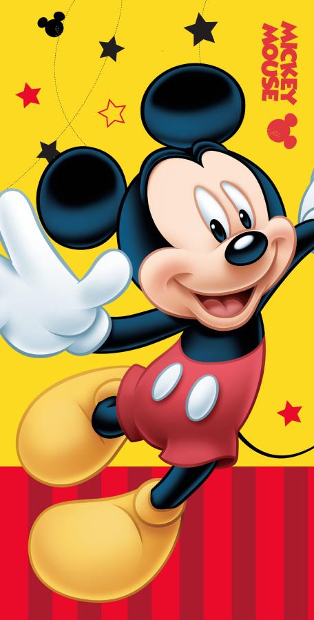 Plážová osuška Mickey 2015 - 75x150 cm