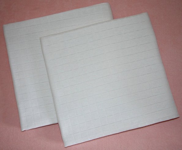 Tetra osuška 90x100 bílá (balení 2 ks)