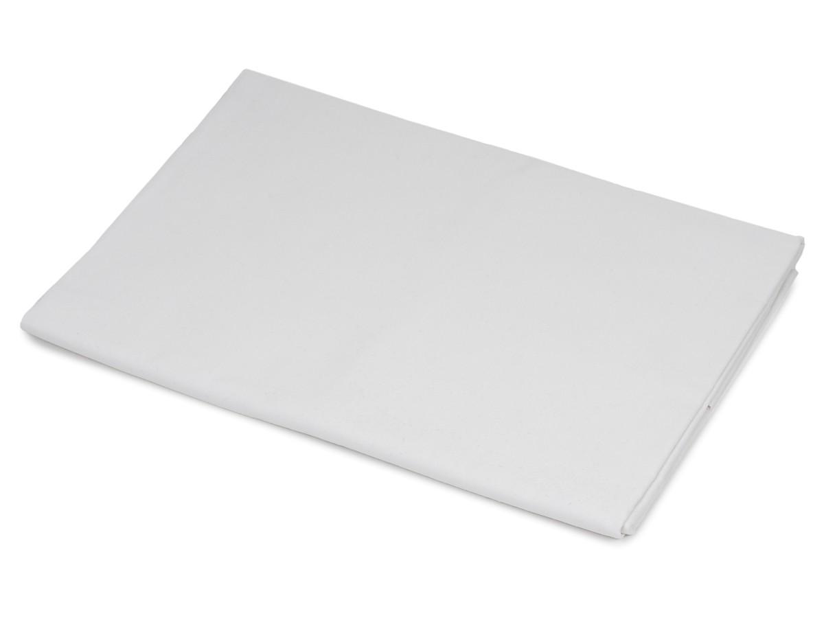 Bavlněná plachta do gumy bílá 90x200x15 cm