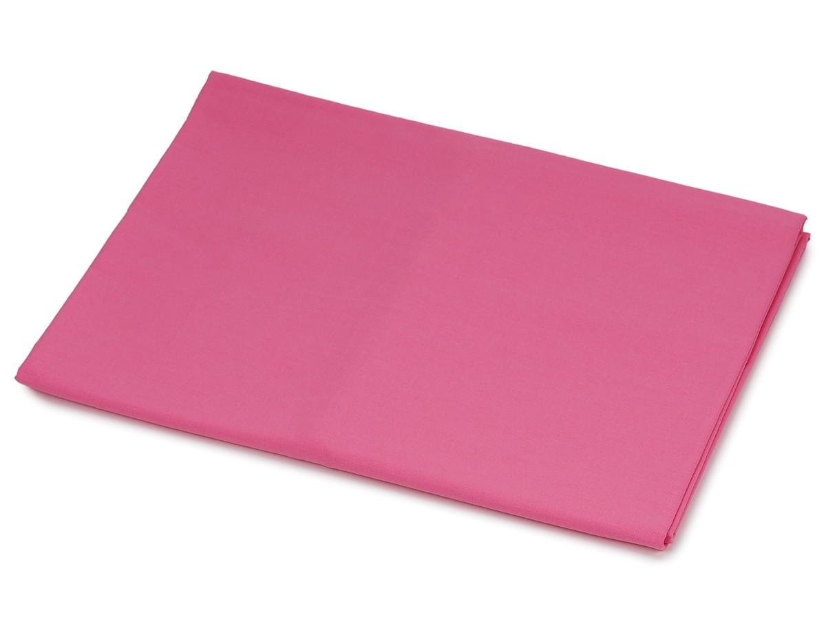 Bavlněná plachta tmavě růžová 220x240 cm