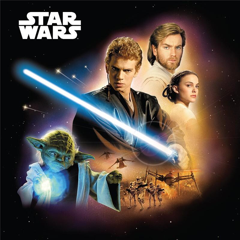 Polštářek Star Wars 01 40x40