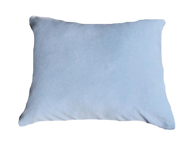 Povlak mikroplyš - světle modrá