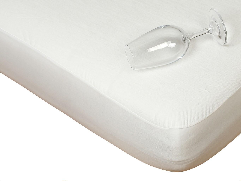 Nepropustné prostěradlo DERMOFRESH 90x220x15 cm bílé