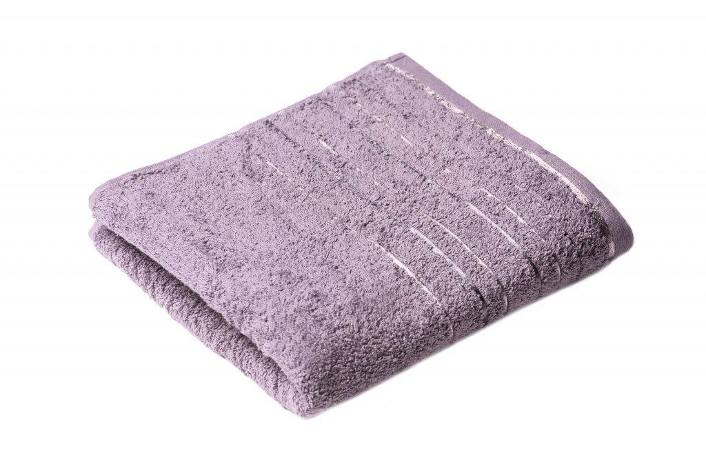 Ručník Zara 50x100 cm lila