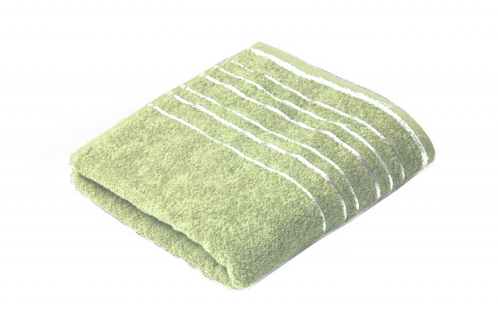 Ručník Zara 50x100 cm zelený