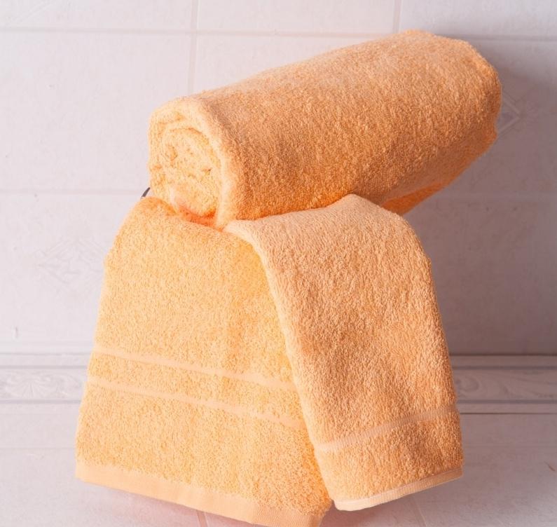 Ručník Rujána oranžová 30x50 cm
