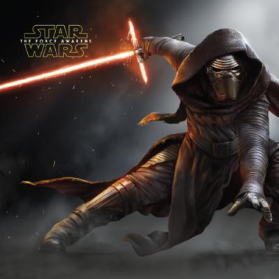 Polštářek Star Wars VII 40x40