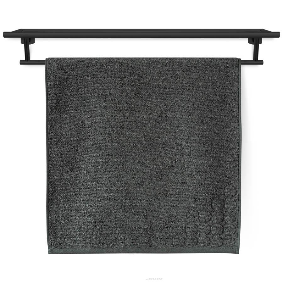 Ručník Terry 015 Kola 50x100 cm tmavě šedá