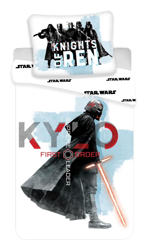Povlečení bavlna Star Wars 9 Knights of Ren 140x200, 70x90 cm