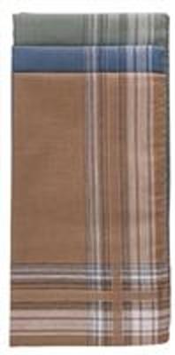 Pánský kapesník MOORE 3056-080-6-DC, balení 6 ks