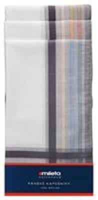 Pánský kapesník GERE 3069-352-6-WC, balení 6 ks