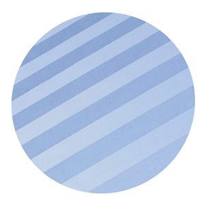 Povlečení atlas grádl modrý proužek 2,5 cm 140x200, 70x90 cm