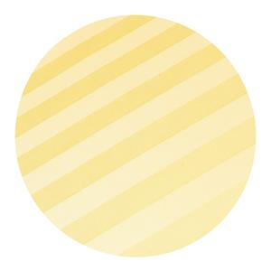 Povlečení atlas grádl světle žlutý proužek 2,5 cm 140x200 70x90