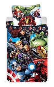 Povlečení Avengers 03 140x200, 70x90 cm