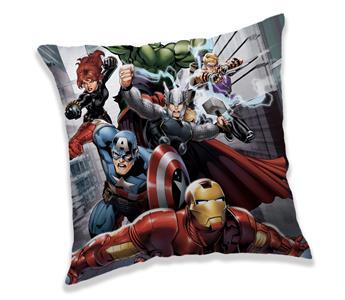 Polštářek Avengers Fight 40x40 cm