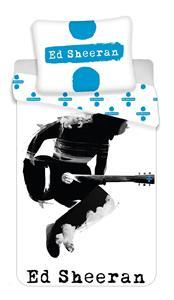 Povlečení Ed Sheeran 140x200, 70x90 cm