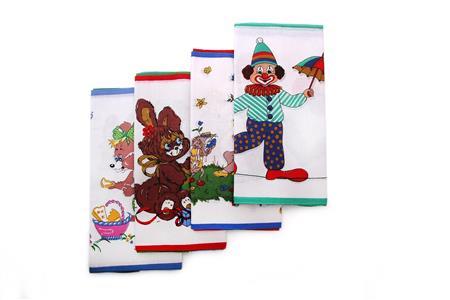 Dětský kapesník C06 bal 6 ks - tisk