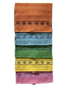Dětský ručník Kids 30x50 cm blue