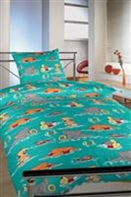 Povlečení bavlna -  Koupaliště  90x130 45x60 II.jakost