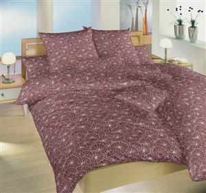 Povlečení bavlna Leknín bílý 220x220 cm povlak