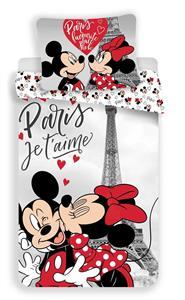 Povlečení MM in Paris Eiffel tower 140x200, 70x90 cm