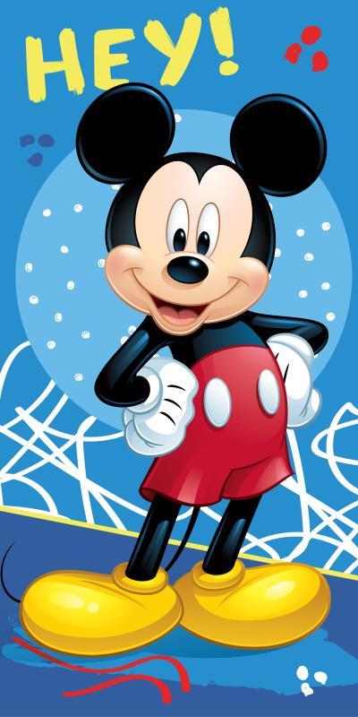 Osuška Mickey 043  - 70x140 cm