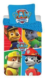 Disney povlečení do postýlky Paw Patrol 145 baby 100x135, 40x60 cm