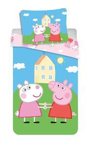 Disney povlečení do postýlky Peppa Pig 013  baby 100x135, 40x60 cm