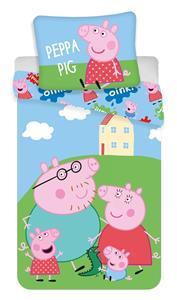 Povlečení Peppa Pig 037 140x200, 70x90 cm