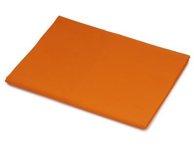 Bavlněná plachta pomeranč 150x240 cm