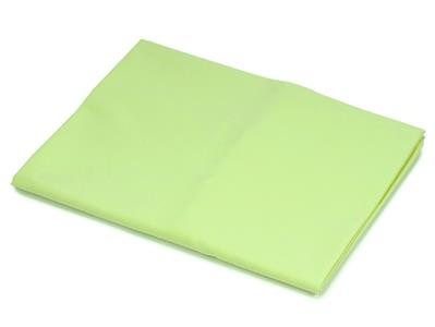 Bavlněná plachta zelená 150x240 cm