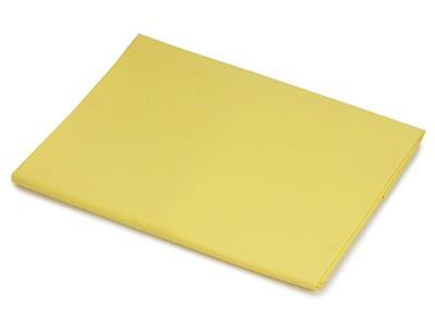 Bavlněná plachta žlutá 150x240 cm